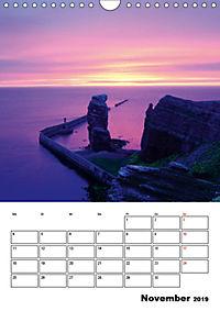 Einzigartige Insel Helgoland (Wandkalender 2019 DIN A4 hoch) - Produktdetailbild 11