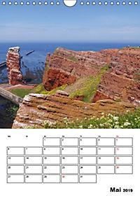 Einzigartige Insel Helgoland (Wandkalender 2019 DIN A4 hoch) - Produktdetailbild 5