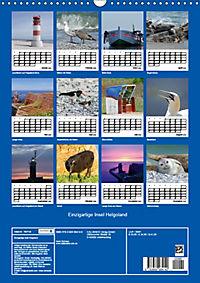 Einzigartige Insel Helgoland (Wandkalender 2019 DIN A3 hoch) - Produktdetailbild 13