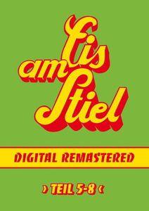 Eis am Stiel Box - Teil 5-8, Dvd-tv Serien Box