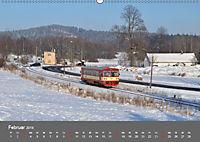 Eisenbahn Kalender 2019 - Oberlausitz und Nachbarländer (Wandkalender 2019 DIN A2 quer) - Produktdetailbild 2