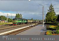 Eisenbahn Kalender 2019 - Oberlausitz und Nachbarländer (Wandkalender 2019 DIN A2 quer) - Produktdetailbild 6