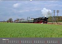 Eisenbahn Kalender 2019 - Oberlausitz und Nachbarländer (Wandkalender 2019 DIN A2 quer) - Produktdetailbild 3