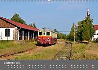 Eisenbahn Kalender 2019 - Oberlausitz und Nachbarländer (Wandkalender 2019 DIN A2 quer) - Produktdetailbild 9