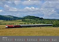 Eisenbahn Kalender 2019 - Oberlausitz und Nachbarländer (Wandkalender 2019 DIN A2 quer) - Produktdetailbild 7