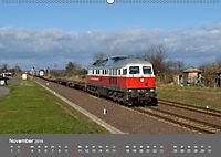 Eisenbahn Kalender 2019 - Oberlausitz und Nachbarländer (Wandkalender 2019 DIN A2 quer) - Produktdetailbild 11
