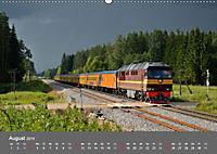 Eisenbahn Kalender 2019 - Oberlausitz und Nachbarländer (Wandkalender 2019 DIN A2 quer) - Produktdetailbild 8