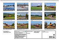 Eisenbahn Kalender 2019 - Oberlausitz und Nachbarländer (Wandkalender 2019 DIN A2 quer) - Produktdetailbild 13