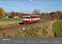 Eisenbahn Kalender 2019 - Oberlausitz und Nachbarländer (Wandkalender 2019 DIN A2 quer) - Produktdetailbild 10