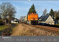 Eisenbahn Kalender 2019 - Oberlausitz und Nachbarländer (Wandkalender 2019 DIN A2 quer) - Produktdetailbild 12