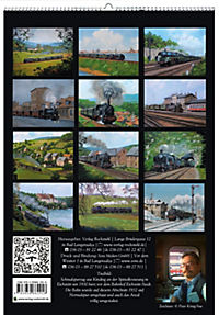 Eisenbahnbilder Deutschland 2019 - Produktdetailbild 1