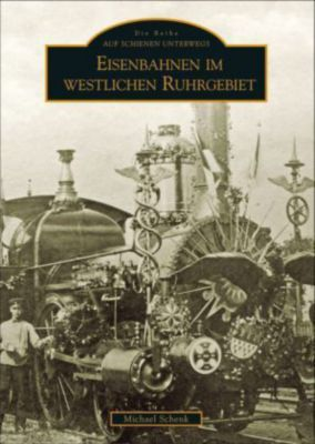Eisenbahnen im westlichen Ruhrgebiet, Michael Schenk