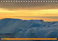 EISIGE GIGANTEN in der DISKOBUCHT (Tischkalender 2019 DIN A5 quer) - Produktdetailbild 10