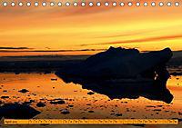 EISIGE GIGANTEN in der DISKOBUCHT (Tischkalender 2019 DIN A5 quer) - Produktdetailbild 4