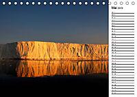 EISIGE GIGANTEN in der DISKOBUCHT (Tischkalender 2019 DIN A5 quer) - Produktdetailbild 5