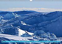 EISIGE GIGANTEN in der DISKOBUCHT (Wandkalender 2019 DIN A3 quer) - Produktdetailbild 3