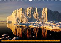 EISIGE GIGANTEN in der DISKOBUCHT (Wandkalender 2019 DIN A3 quer) - Produktdetailbild 8