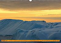 EISIGE GIGANTEN in der DISKOBUCHT (Wandkalender 2019 DIN A3 quer) - Produktdetailbild 10