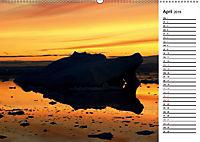 EISIGE GIGANTEN in der DISKOBUCHT (Wandkalender 2019 DIN A2 quer) - Produktdetailbild 4