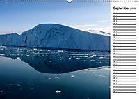 EISIGE GIGANTEN in der DISKOBUCHT (Wandkalender 2019 DIN A2 quer) - Produktdetailbild 9