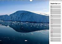 EISIGE GIGANTEN in der DISKOBUCHT (Wandkalender 2019 DIN A3 quer) - Produktdetailbild 9