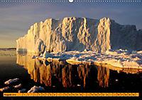 EISIGE GIGANTEN in der DISKOBUCHT (Wandkalender 2019 DIN A2 quer) - Produktdetailbild 8