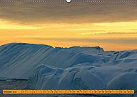 EISIGE GIGANTEN in der DISKOBUCHT (Wandkalender 2019 DIN A2 quer) - Produktdetailbild 10