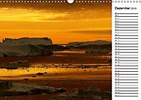 EISIGE GIGANTEN in der DISKOBUCHT (Wandkalender 2019 DIN A3 quer) - Produktdetailbild 12