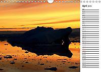 EISIGE GIGANTEN in der DISKOBUCHT (Wandkalender 2019 DIN A4 quer) - Produktdetailbild 4