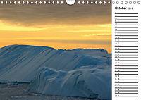 EISIGE GIGANTEN in der DISKOBUCHT (Wandkalender 2019 DIN A4 quer) - Produktdetailbild 10