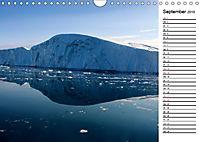EISIGE GIGANTEN in der DISKOBUCHT (Wandkalender 2019 DIN A4 quer) - Produktdetailbild 9