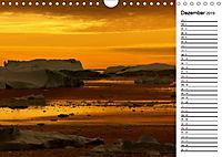 EISIGE GIGANTEN in der DISKOBUCHT (Wandkalender 2019 DIN A4 quer) - Produktdetailbild 12