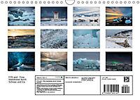 EISLand - Eine Islandreise durch Schnee und Eis (Wandkalender 2019 DIN A4 quer) - Produktdetailbild 6