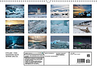 EISLand - Eine Islandreise durch Schnee und Eis (Wandkalender 2019 DIN A3 quer) - Produktdetailbild 13