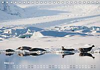 EISLand - Eine Islandreise durch Schnee und Eis (Tischkalender 2019 DIN A5 quer) - Produktdetailbild 3