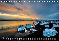 EISLand - Eine Islandreise durch Schnee und Eis (Tischkalender 2019 DIN A5 quer) - Produktdetailbild 4