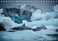 EISLand - Eine Islandreise durch Schnee und Eis (Tischkalender 2019 DIN A5 quer) - Produktdetailbild 1