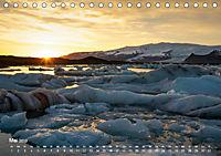 EISLand - Eine Islandreise durch Schnee und Eis (Tischkalender 2019 DIN A5 quer) - Produktdetailbild 5
