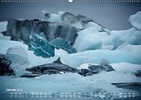 EISLand - Eine Islandreise durch Schnee und Eis (Wandkalender 2019 DIN A2 quer) - Produktdetailbild 1
