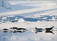 EISLand - Eine Islandreise durch Schnee und Eis (Wandkalender 2019 DIN A2 quer) - Produktdetailbild 3