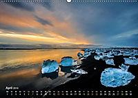 EISLand - Eine Islandreise durch Schnee und Eis (Wandkalender 2019 DIN A2 quer) - Produktdetailbild 4