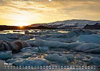 EISLand - Eine Islandreise durch Schnee und Eis (Wandkalender 2019 DIN A2 quer) - Produktdetailbild 5