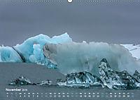 EISLand - Eine Islandreise durch Schnee und Eis (Wandkalender 2019 DIN A2 quer) - Produktdetailbild 11