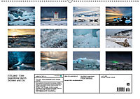 EISLand - Eine Islandreise durch Schnee und Eis (Wandkalender 2019 DIN A2 quer) - Produktdetailbild 13