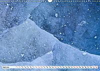 Eisstrukturen (Wandkalender 2019 DIN A3 quer) - Produktdetailbild 6