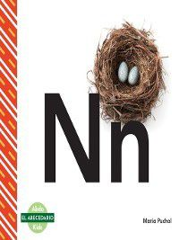 El abecedario (The Alphabet): Nn (Nn), Maria Puchol