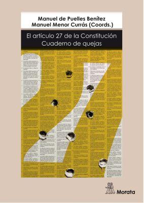 El artículo 27 de la Constitución, Manuel Menor