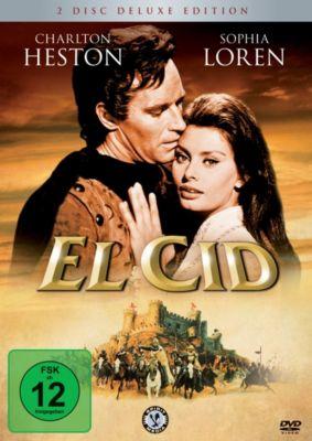 El Cid, Fredric M. Frank, Philip Yordan, Ben Barzman