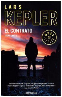 El contrato, Lars Kepler