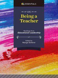 EL Essentials: On Being a Teacher, Marge Scherer